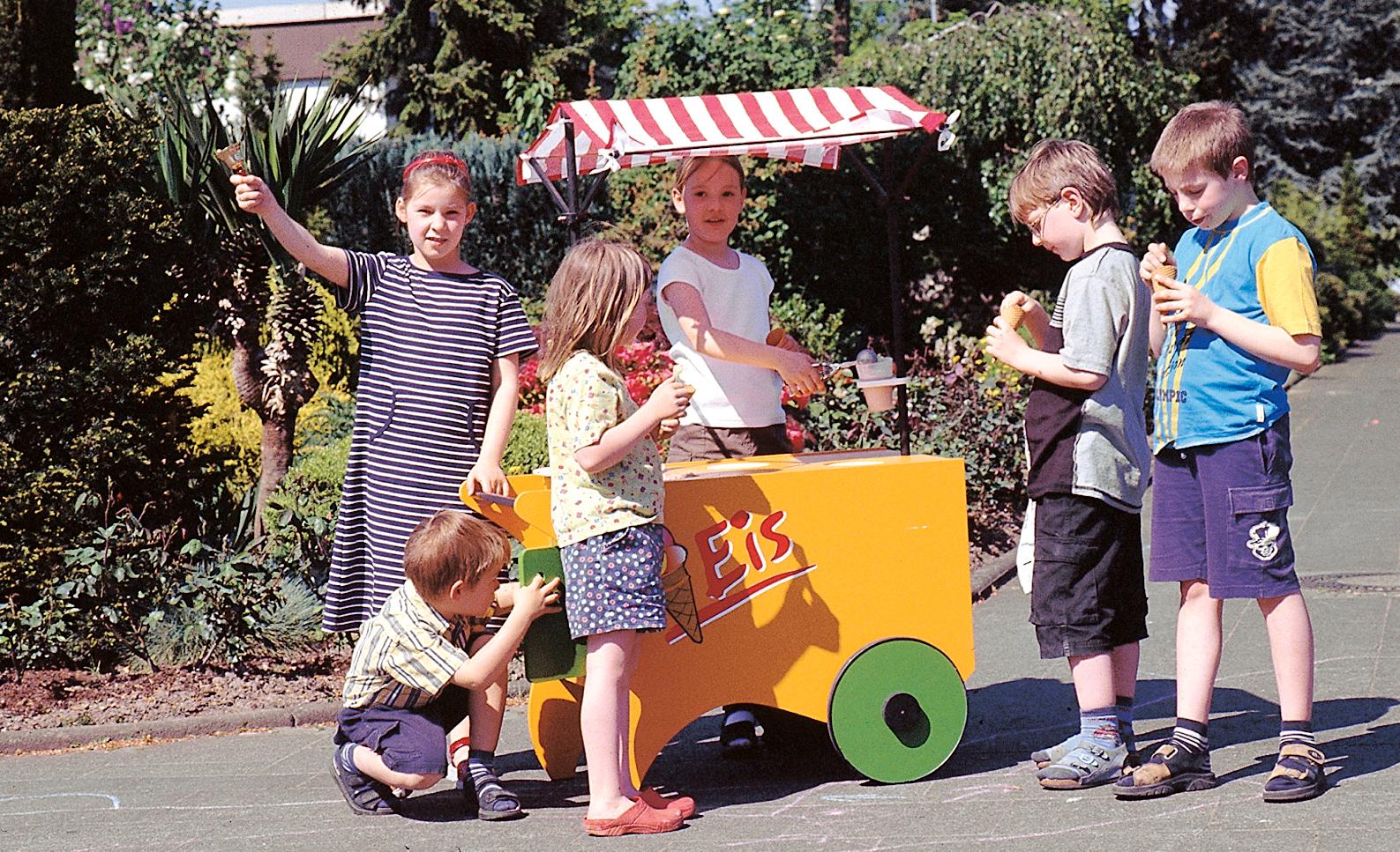 Eiswagen bauen: Schritt 30 von 31