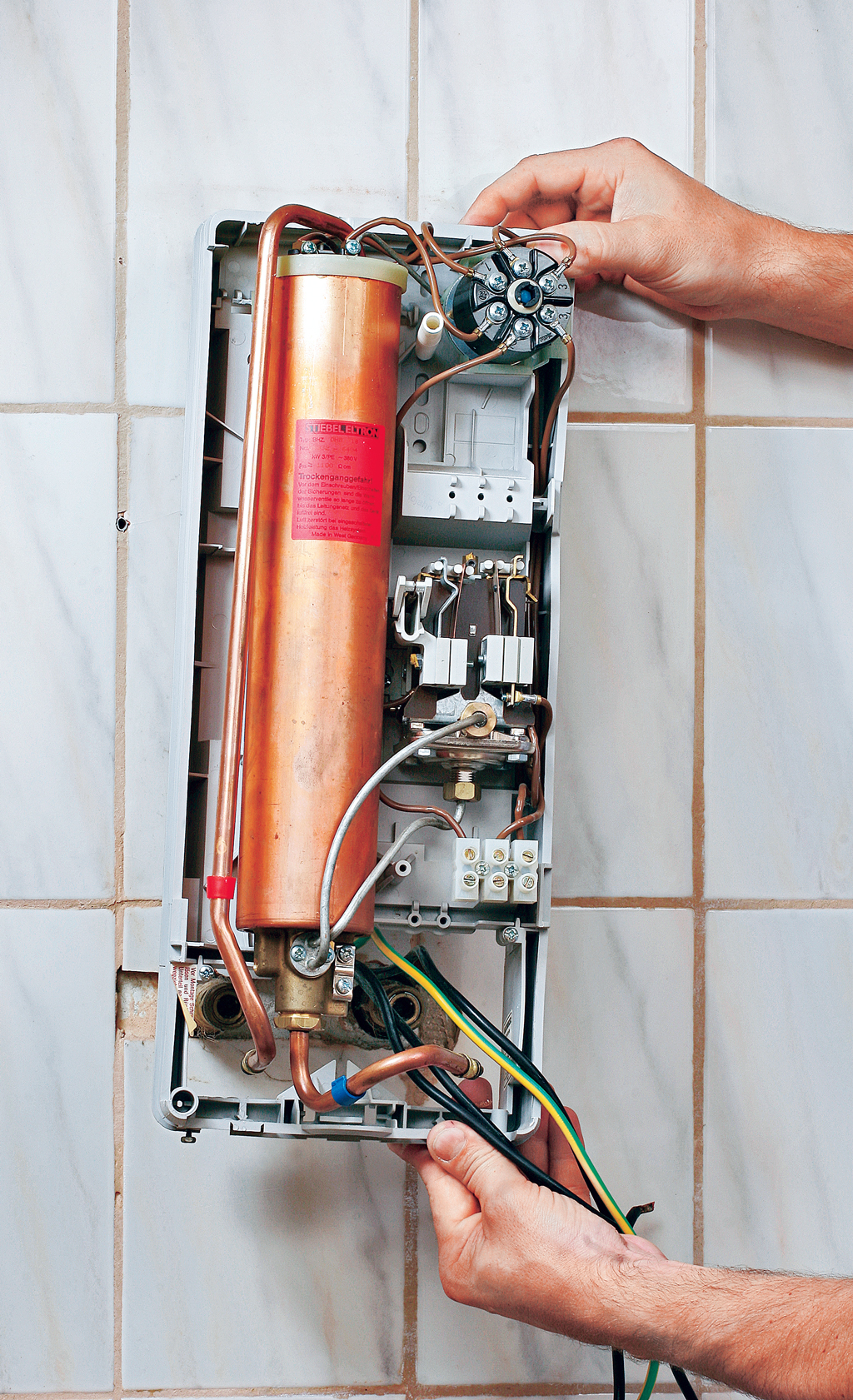 Bevorzugt Elektronischer Durchlauferhitzer | selbst.de VY36
