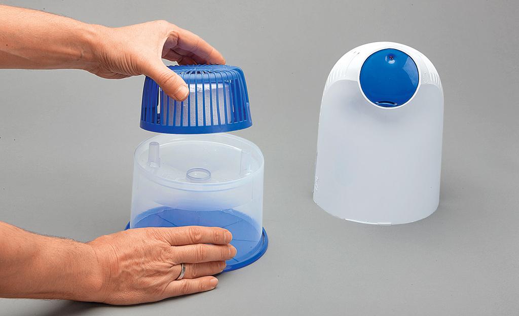 Kühlschrank Entfeuchter : Luftentfeuchter selbst.de