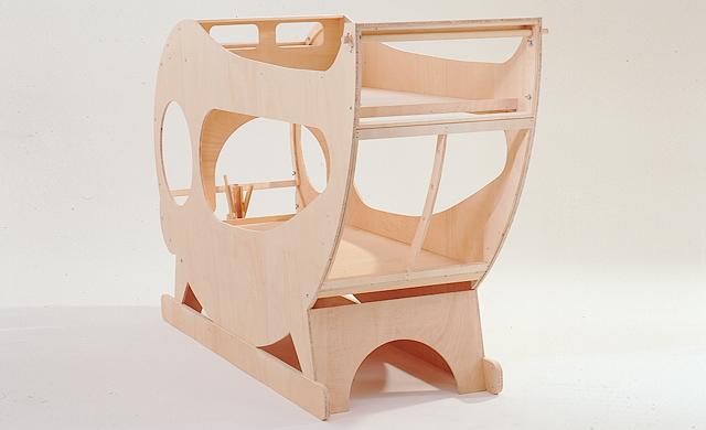 hubschrauber hochbett kinderm bel bild 5. Black Bedroom Furniture Sets. Home Design Ideas