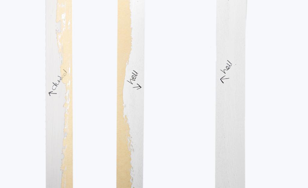 Farbe Streifen Streichen : Streichen farbe in streifen maltechniken selbst