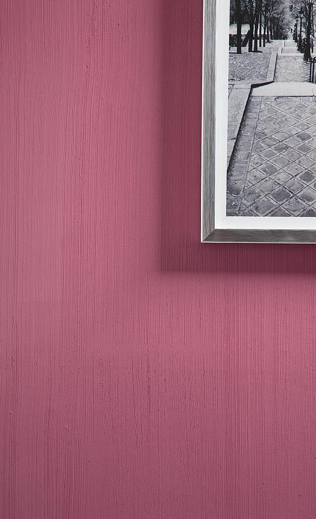 Farbe mit kamm optik w nde verputzen streichen - Wand streichen struktur ...