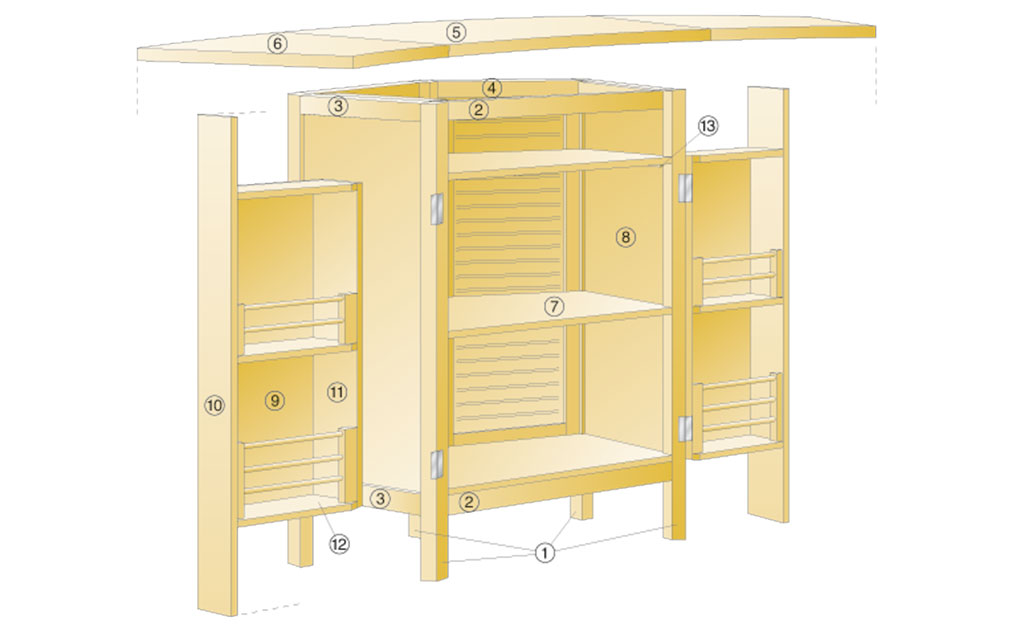 gartenbar bauanleitung alles ber wohndesign und m belideen. Black Bedroom Furniture Sets. Home Design Ideas