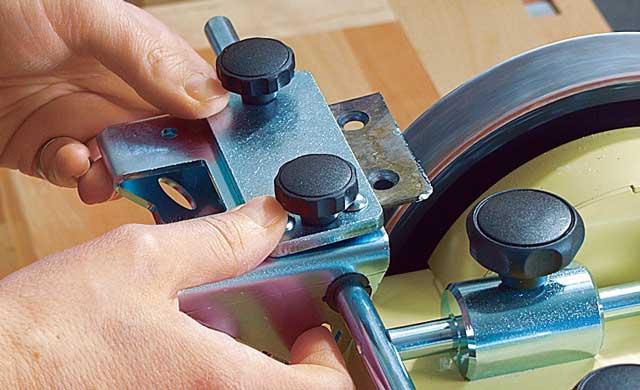 Favorit Häcksler: Messer schleifen | selbst.de YM15