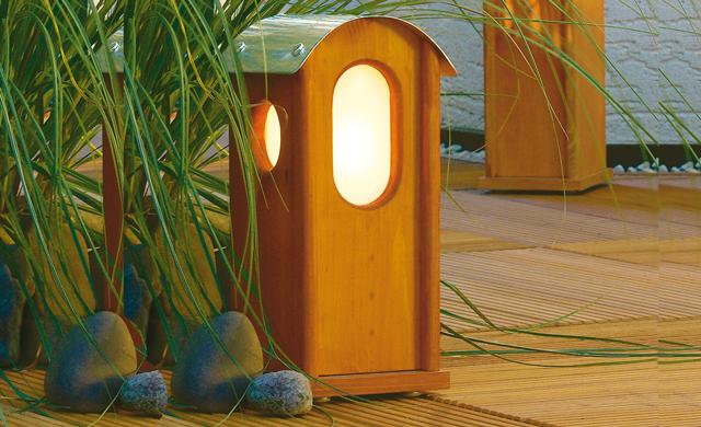 maritime gartenleuchte. Black Bedroom Furniture Sets. Home Design Ideas