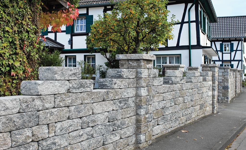 Favorit Gartenmauer | selbst.de XN92