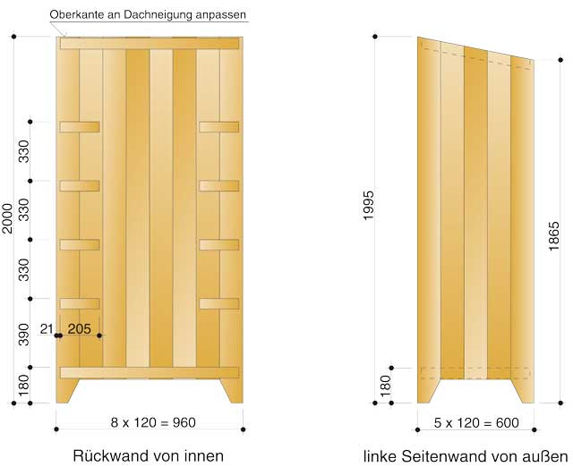 gartenschrank ger teschrank. Black Bedroom Furniture Sets. Home Design Ideas