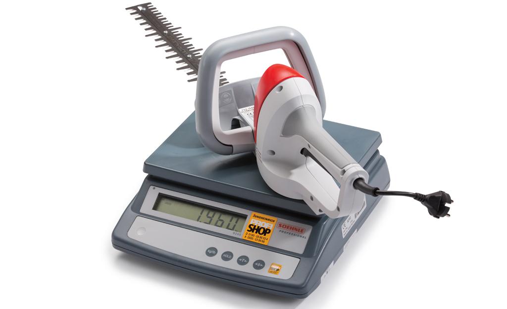 selbst ausprobiert: Elektrische Heckenschere