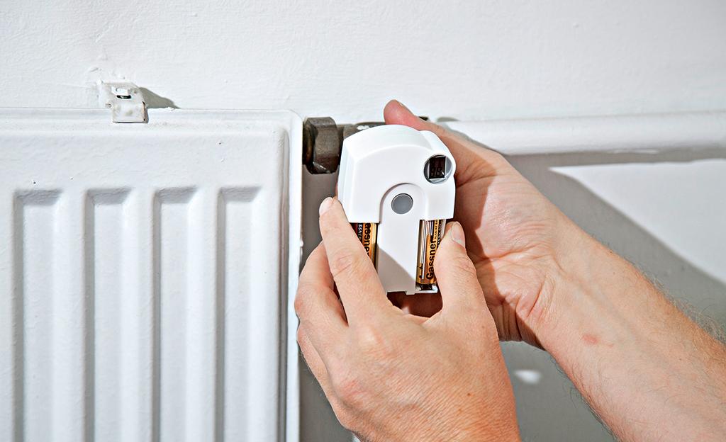 Häufig Thermostat wechseln | selbst.de KL77