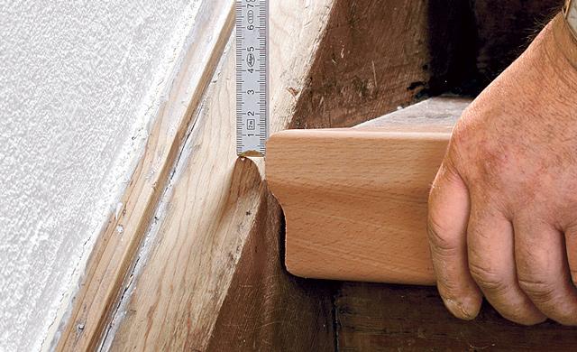 Extrem Holztreppe renovieren | selbst.de KQ73