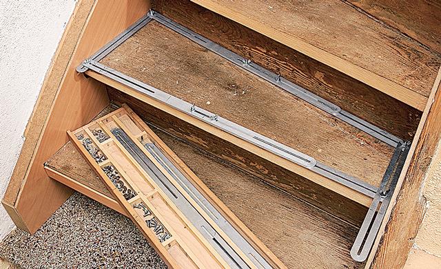 holztreppe renovieren treppen fenster balkone bild 20. Black Bedroom Furniture Sets. Home Design Ideas