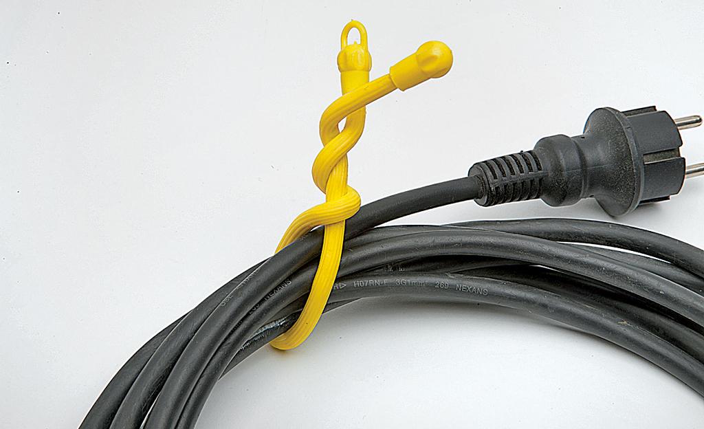 Selbst ausprobiert: Flexible Kabelbinder