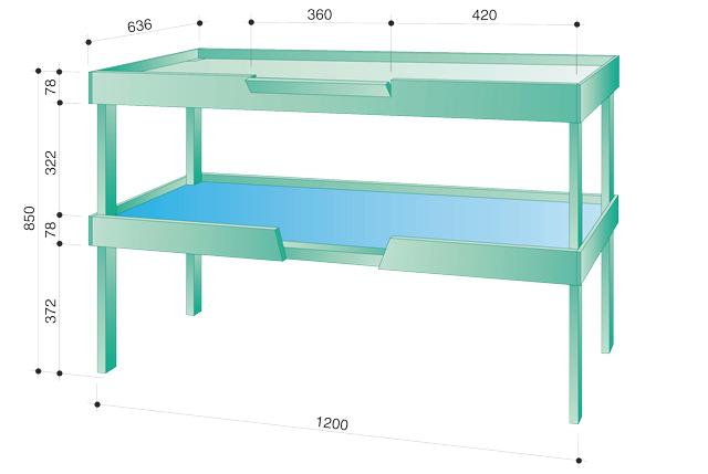 kaninchenstall selber bauen m bel ausstattung bild 12. Black Bedroom Furniture Sets. Home Design Ideas