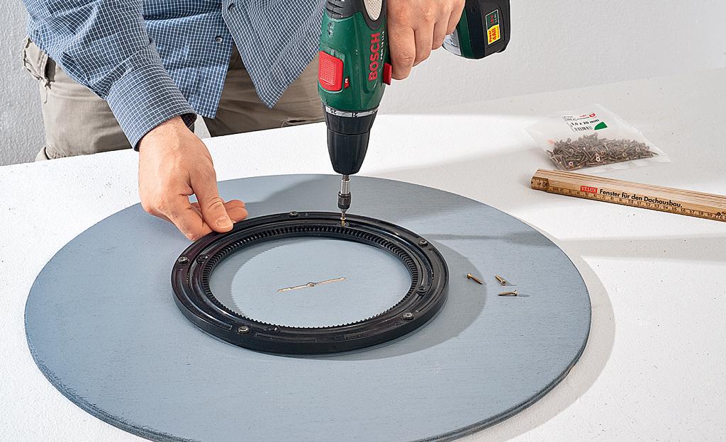 karussell selber bauen windm hlen wasserm hlen bild. Black Bedroom Furniture Sets. Home Design Ideas