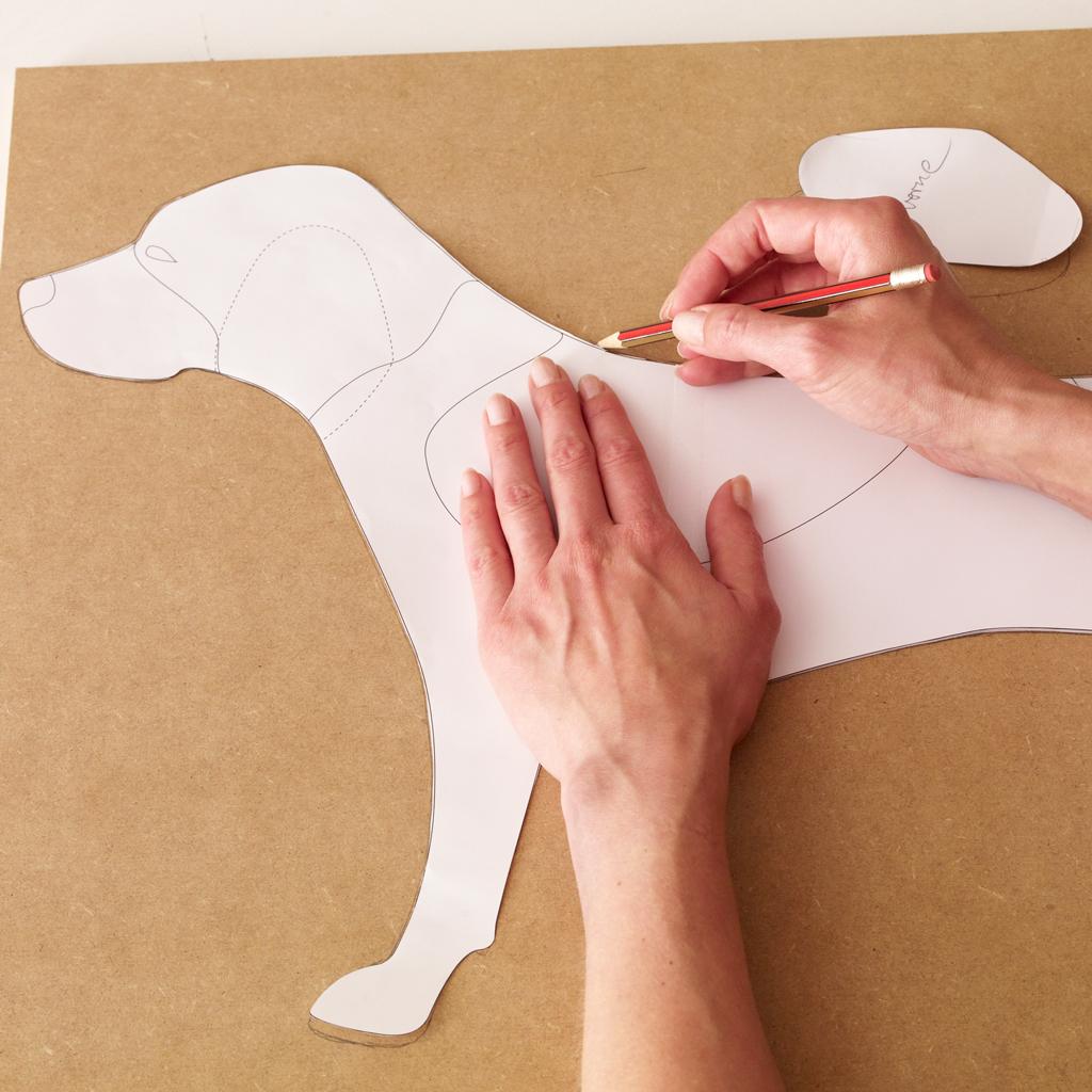 Kindergarderobe in hundeform einrichten mobiliar for Kindergarderobe schuhregal
