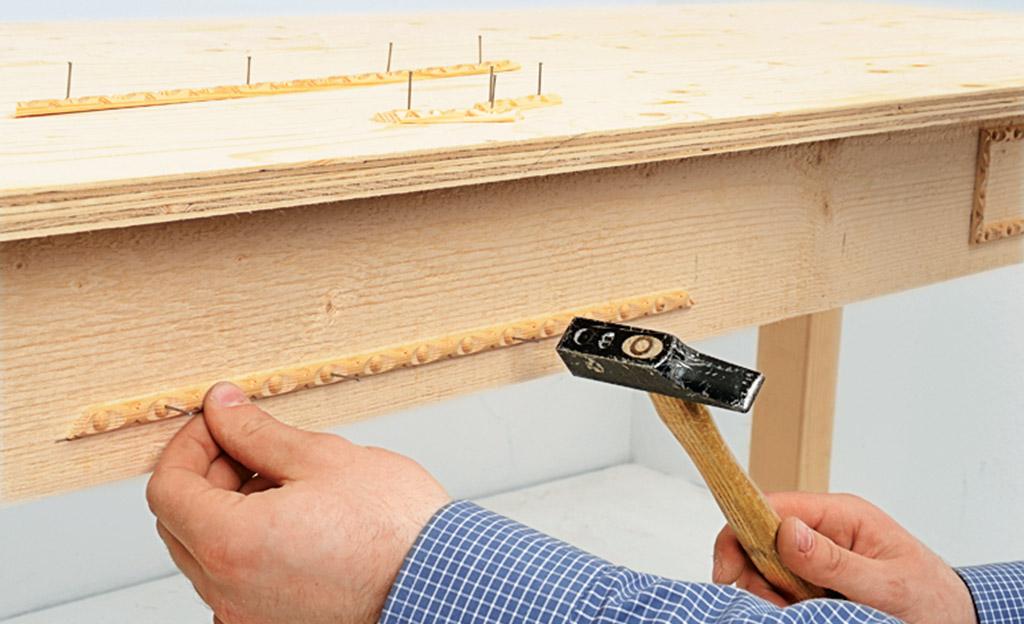 konsolentisch bauen tische sitzm bel bild 9. Black Bedroom Furniture Sets. Home Design Ideas
