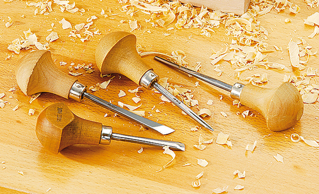 Schnitz-Werkzeug