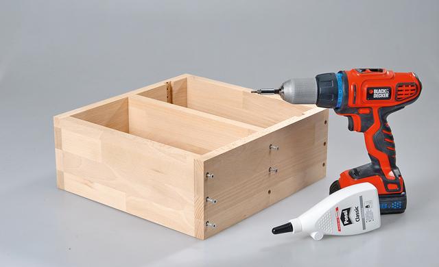 Küchenrollenhalter bauen   selbst.de