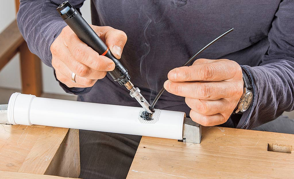 Kunststoff-Reparatur-Set