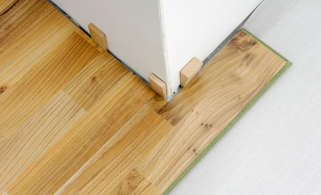 Fußboden Laminat Verlegen ~ Klicklaminat verlegen selbst