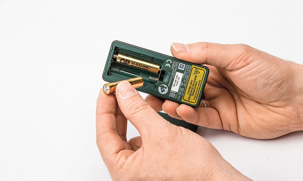 Heimwerker Praxis Test Laser Entfernungsmesser : Laser entfernungsmesser selbst.de