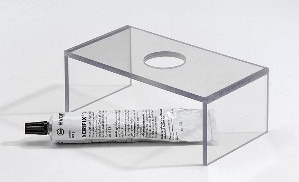 Sehr Plexiglas beleuchtet | selbst.de ZS22
