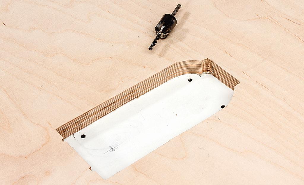 Bauplan werkzeugtisch werkstatt bild 9 for Bauallzweckplatte