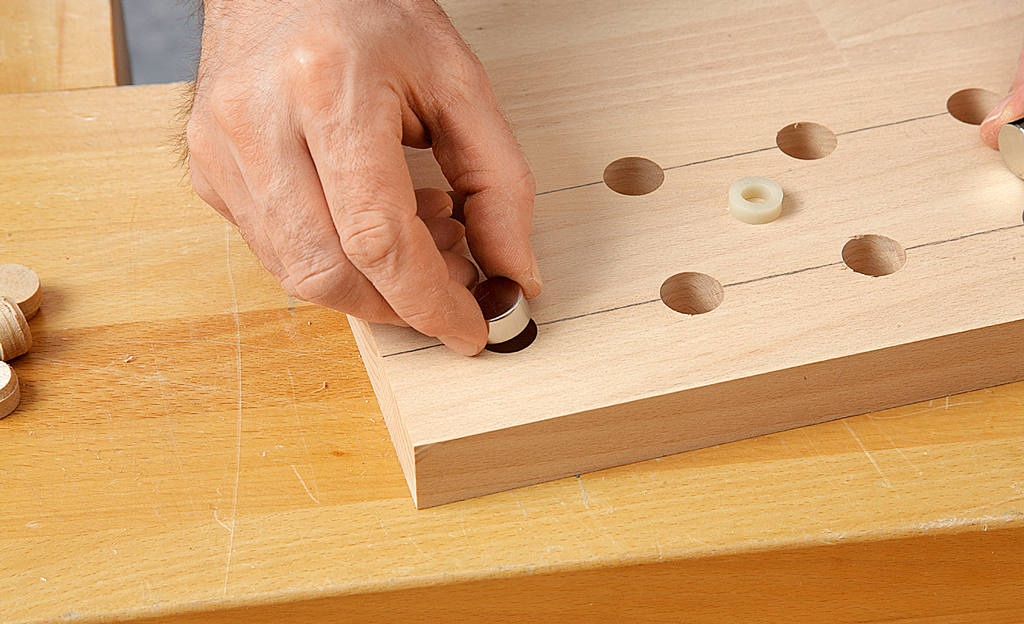 Messerblock für Küchenmesser
