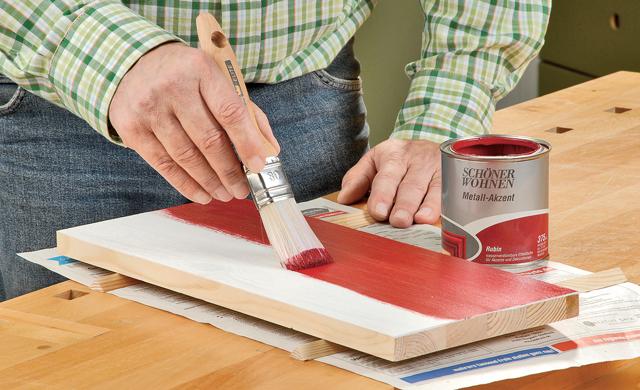 anleitung spr hlackieren lernen lackieren streichen. Black Bedroom Furniture Sets. Home Design Ideas