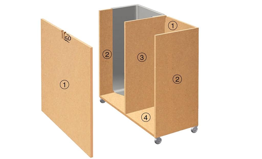 Werkstatt Mullbox Selber Bauen Selbst De