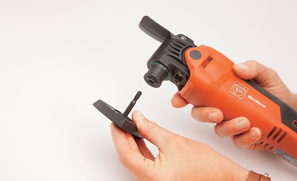 Vibrationsarmer MultiMaster