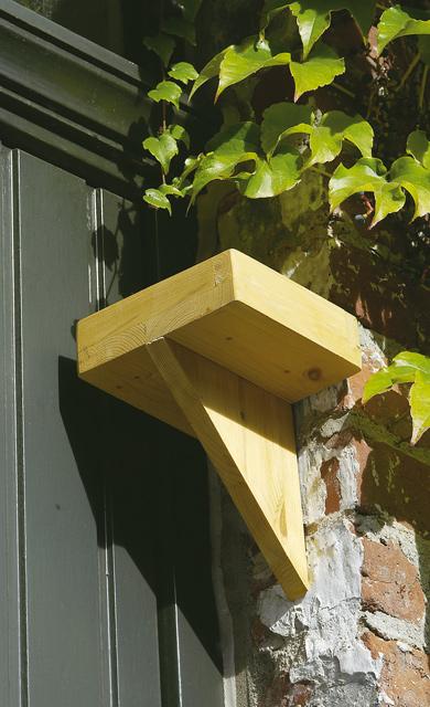 halbh hlen nistkasten pflanzhilfen rankhilfen. Black Bedroom Furniture Sets. Home Design Ideas