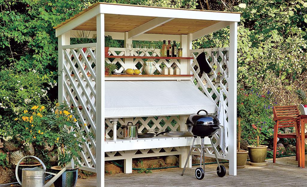 Outdoor Küche Mobil Selber Bauen : Outdoorküche selber bauen selbst
