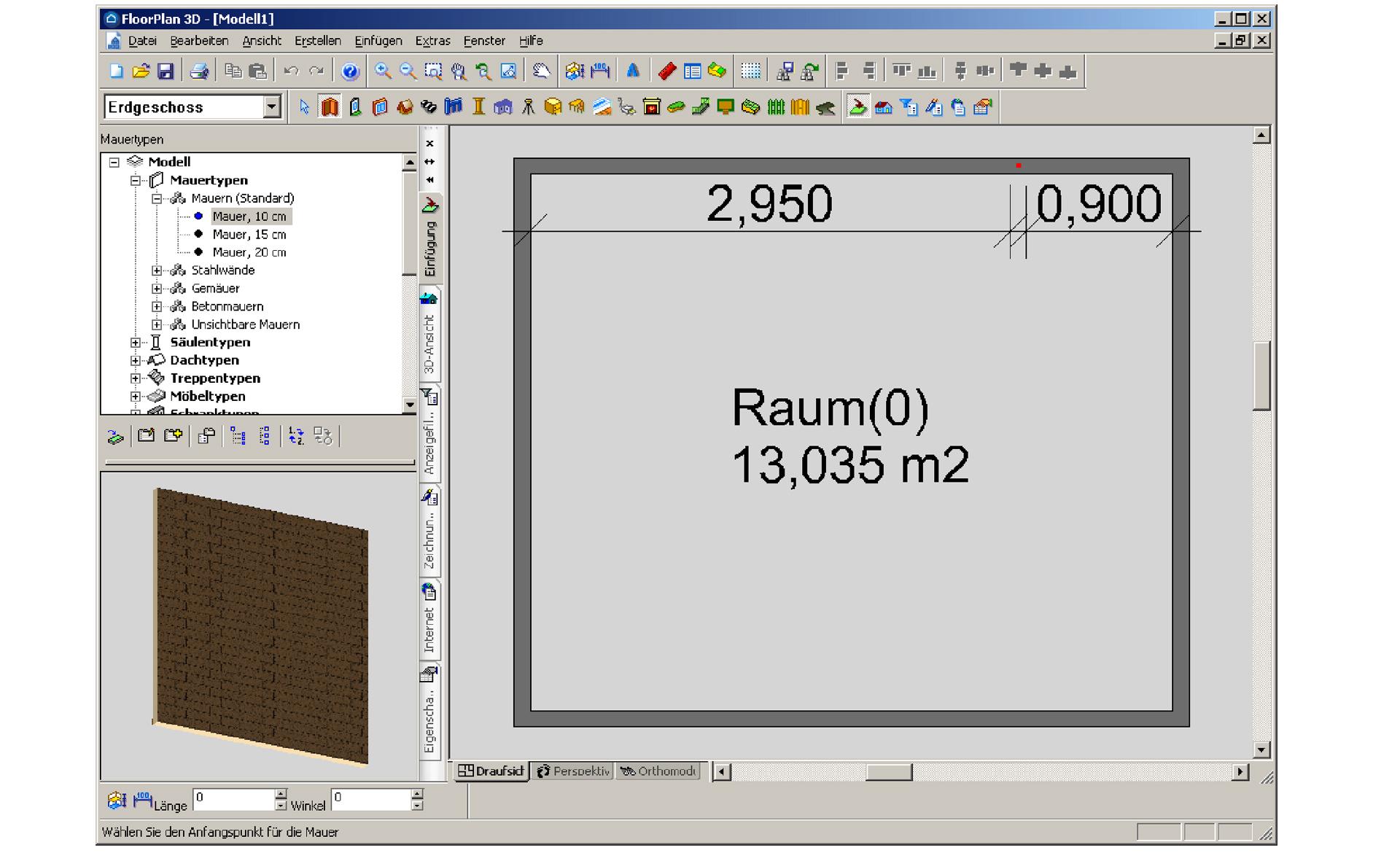 wohnungsplaner app bau von hausern und hutten. Black Bedroom Furniture Sets. Home Design Ideas