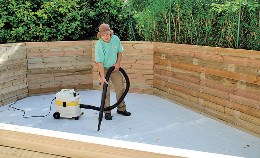 Bausatz pool wasser im garten teich bild 5 for Swimmingpool abdeckplane