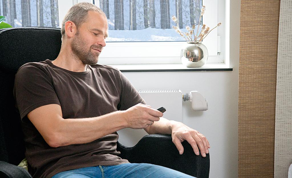 Bevorzugt Thermostat wechseln | selbst.de QR09