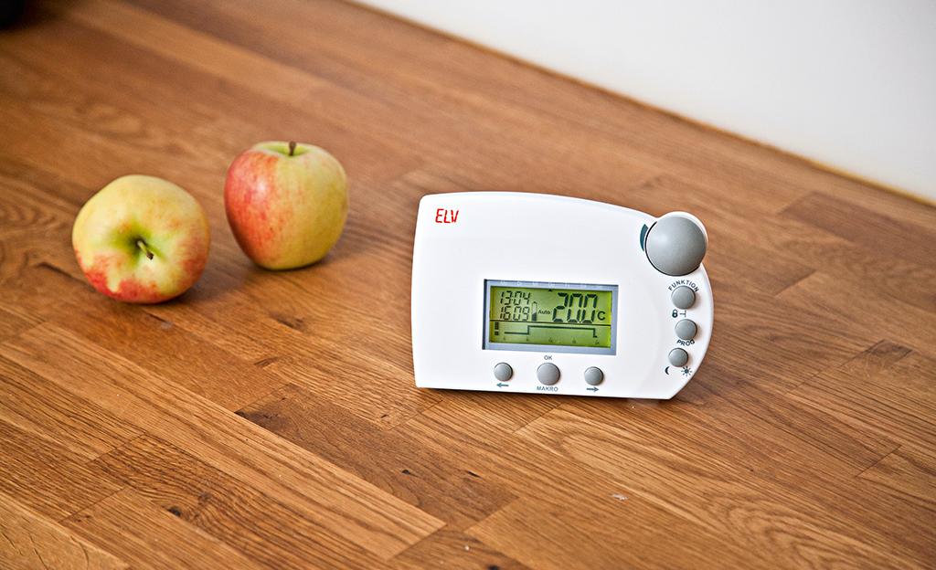 Außergewöhnliche Thermostat wechseln | selbst.de LV37