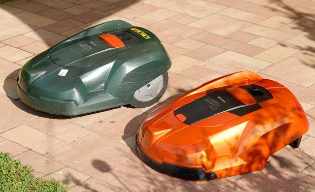 Mähroboter: robomow, automower & iMow