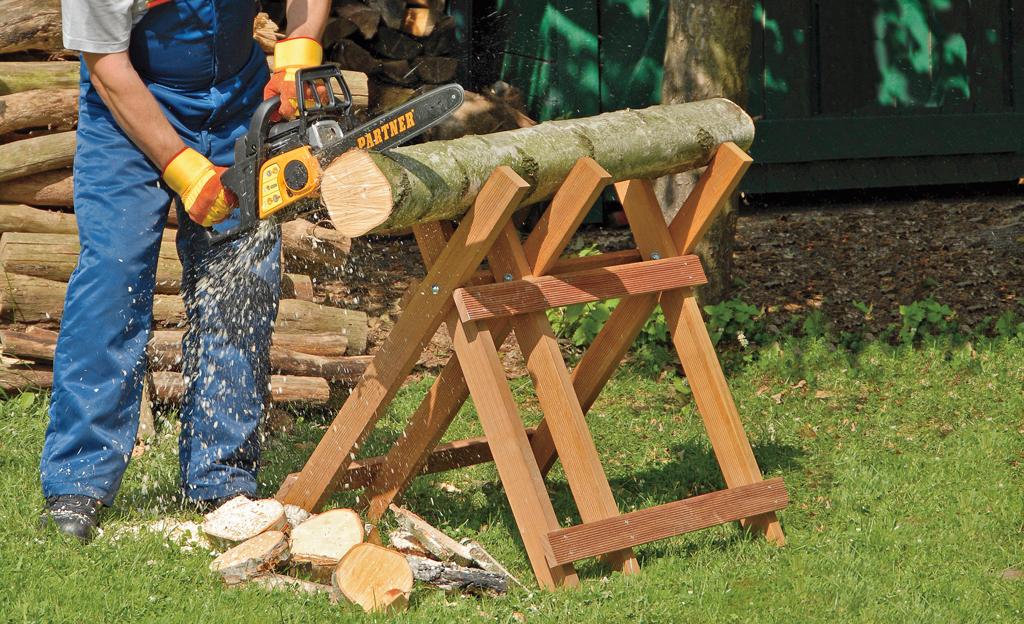 Bevorzugt Sägebock bauen | selbst.de KM81