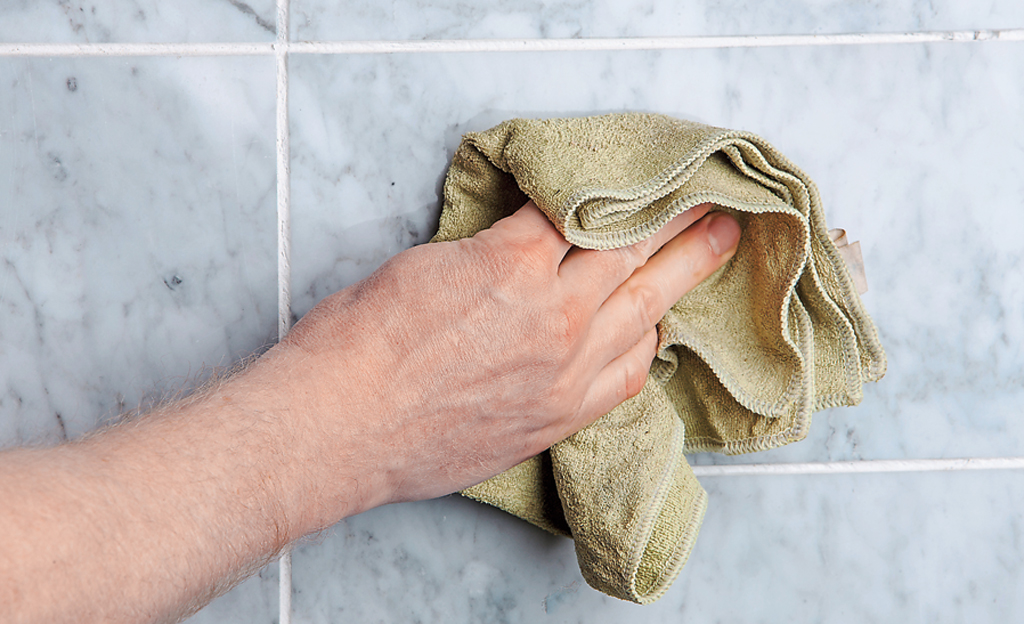 Handtuchhaken mit Saugnapf