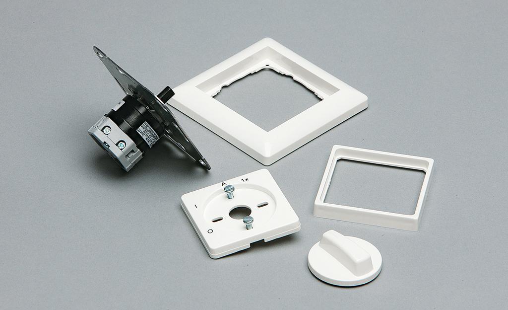 Lichtschalter für Bewegungsmelder