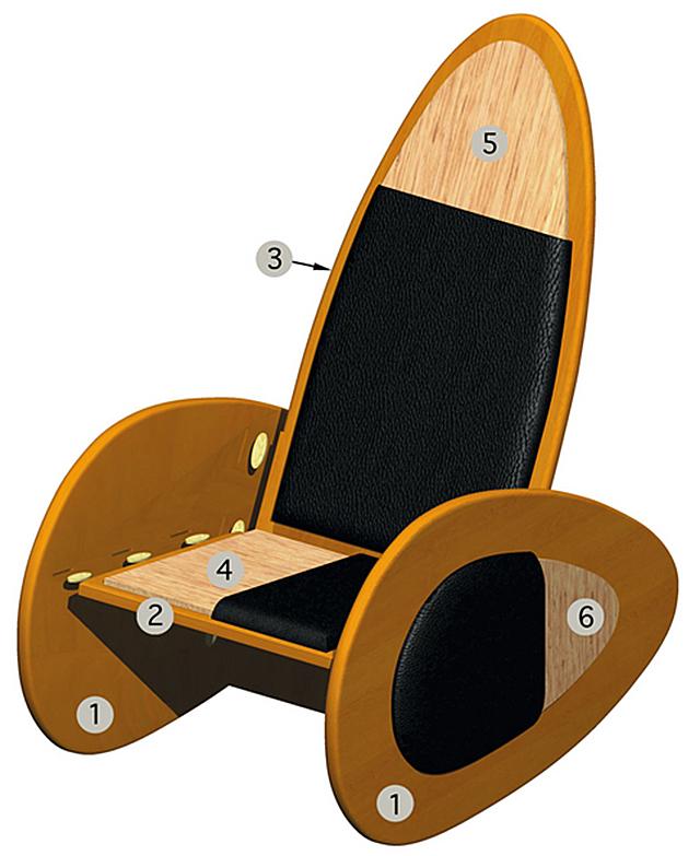 schaukelstuhl selber bauen holzarbeiten m bel bild 12. Black Bedroom Furniture Sets. Home Design Ideas