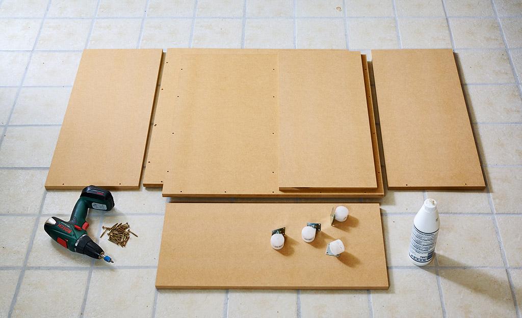 werkstatt m llbox selber bauen holzarbeiten m bel. Black Bedroom Furniture Sets. Home Design Ideas