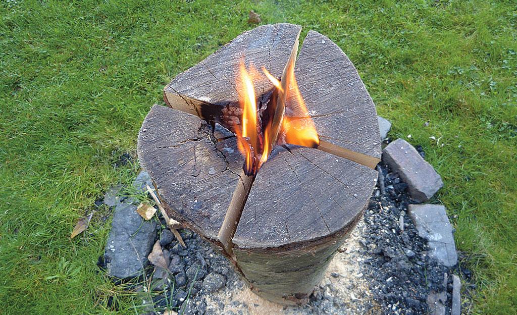 schwedenfeuer | basteln | selbst.de, Garten ideen