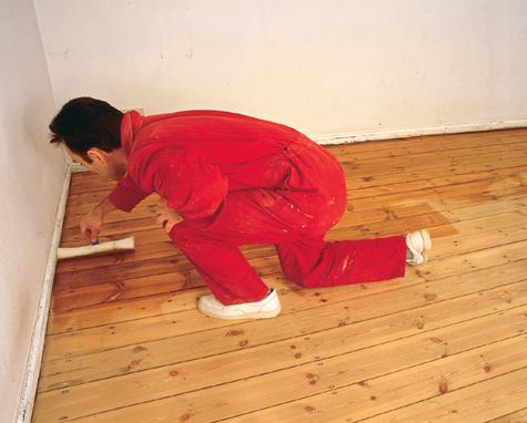 dielenboden versiegeln holzbearbeitung holzschutz. Black Bedroom Furniture Sets. Home Design Ideas