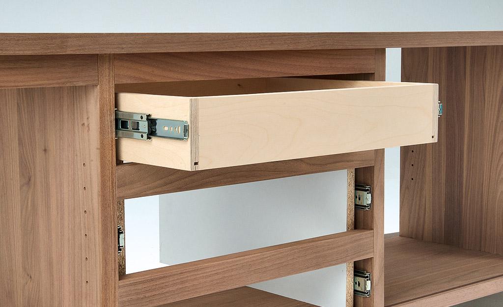 sideboard bauen schr nke regale. Black Bedroom Furniture Sets. Home Design Ideas