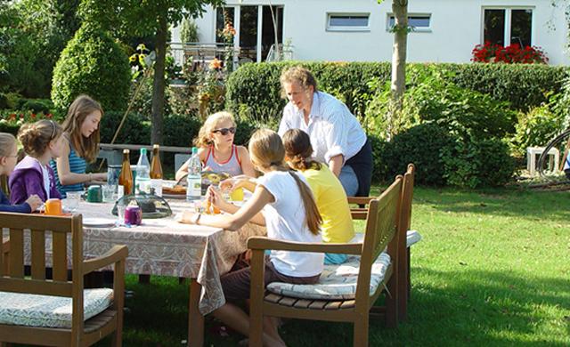Sitzplatz Garten terrassengestaltung selbst de