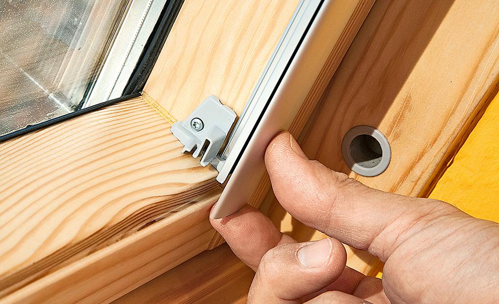 Verdunkelungsrollos fürs Dachfenster