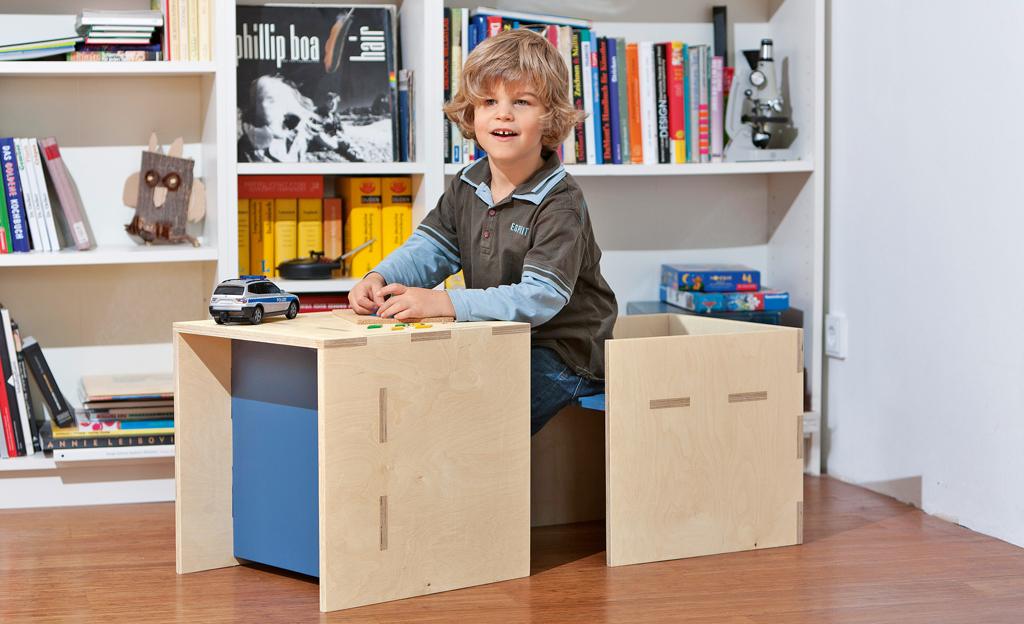 Spielwürfel bauen
