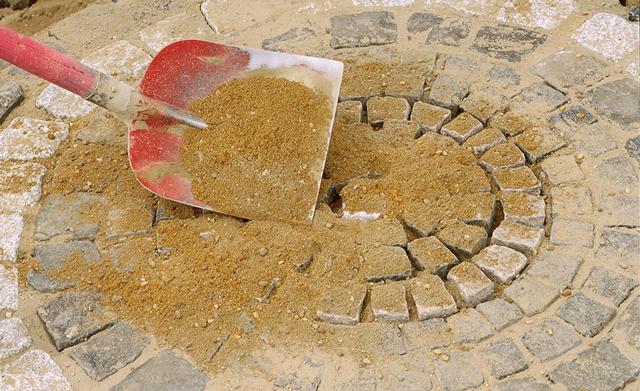 Außergewöhnlich Kreis pflastern   selbst.de #IU_91
